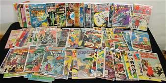 100+ VINTAGE COMIC BOOKS