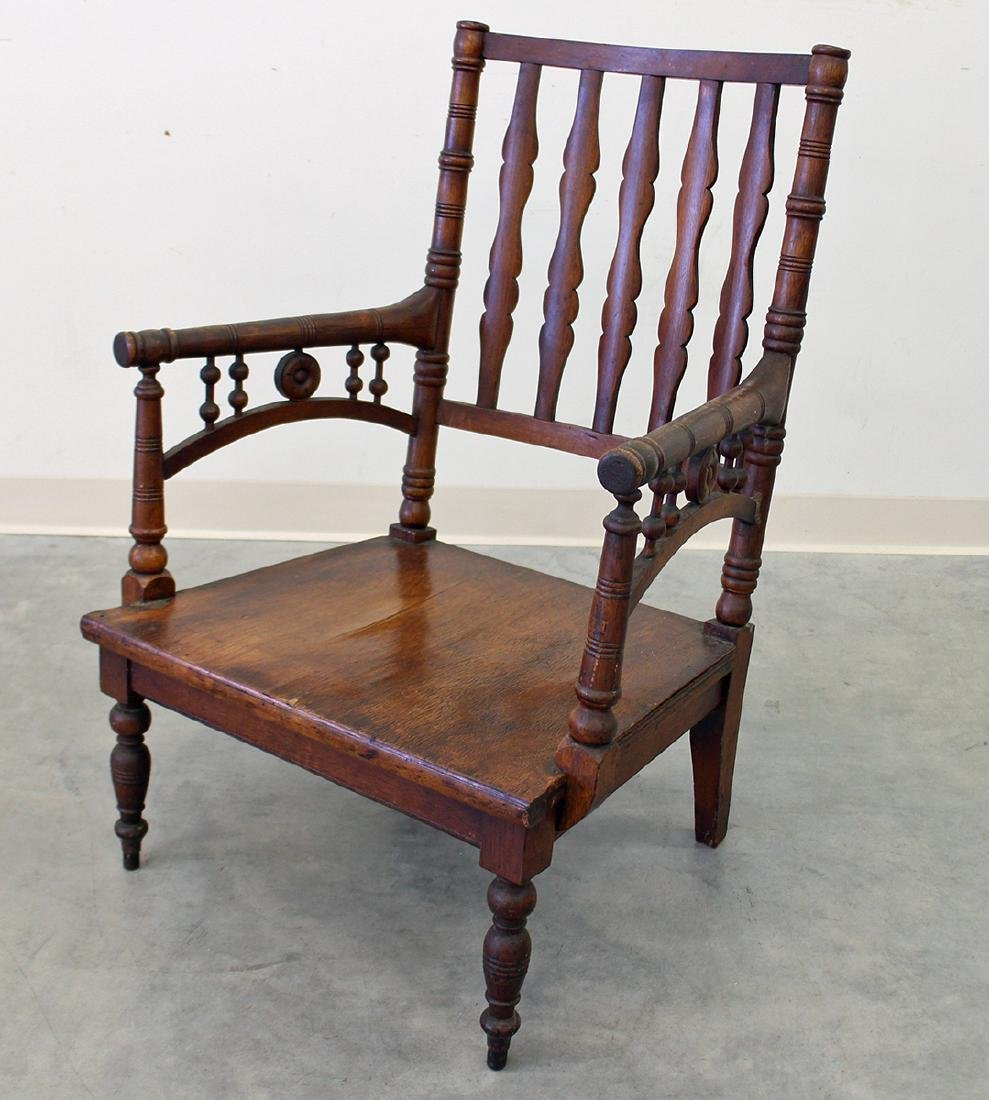 STICKLEY ARMCHAIR
