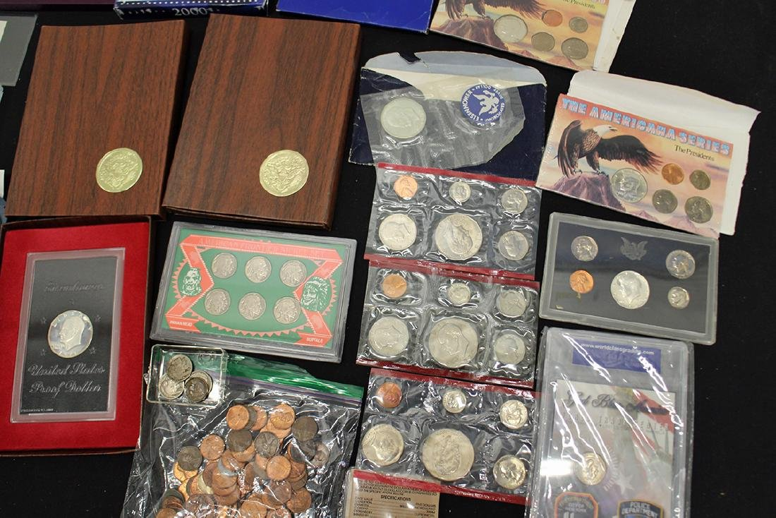 U.S. & FOREIGN COIN COLLECTION - 4