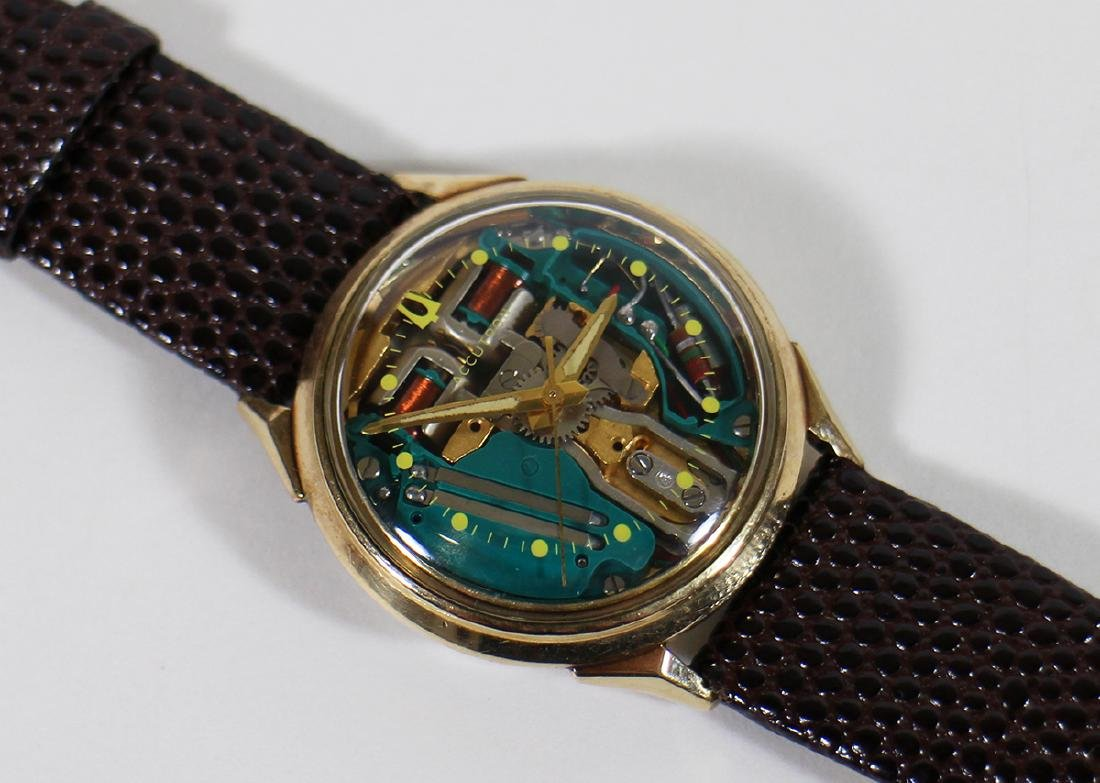 1966 BULOVA ACCUTRON SPACEVIEW WATCH - 2