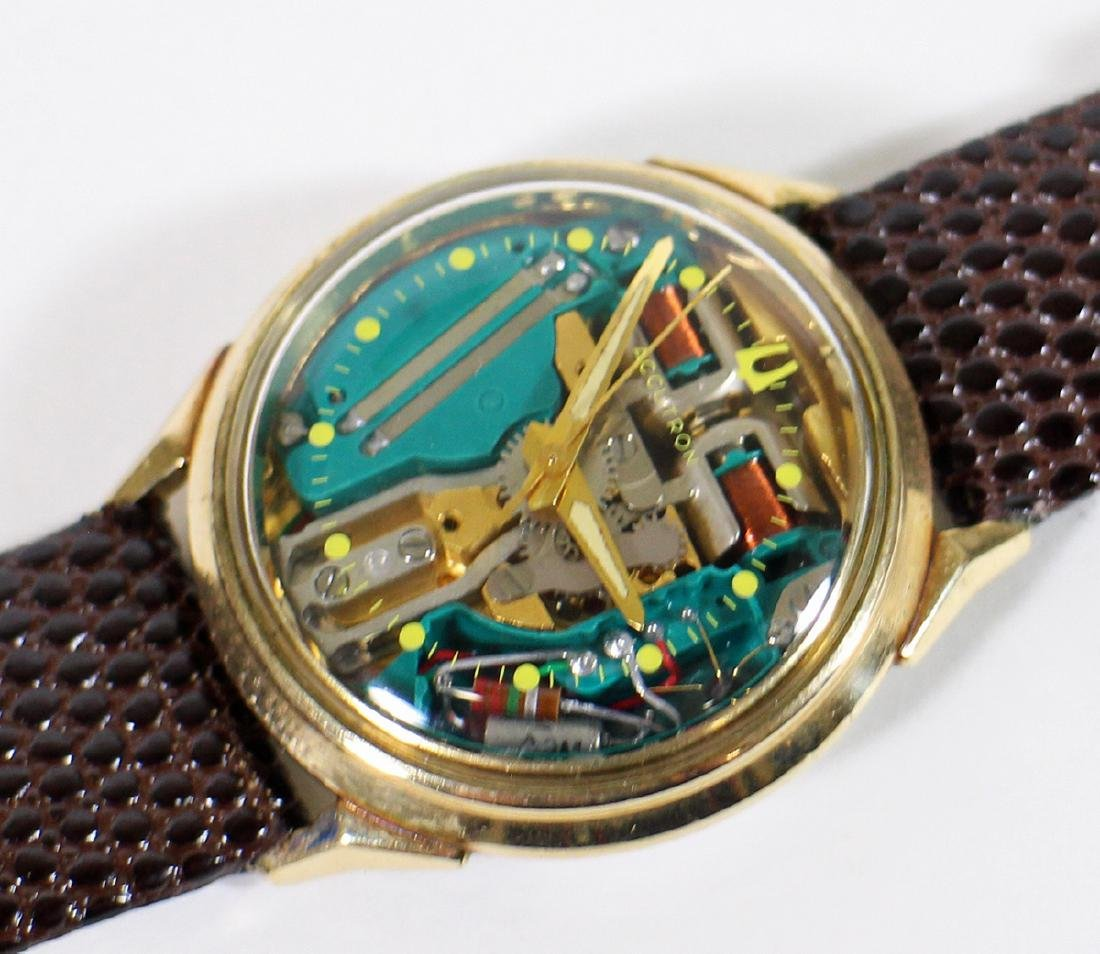 1966 BULOVA ACCUTRON SPACEVIEW WATCH - 4