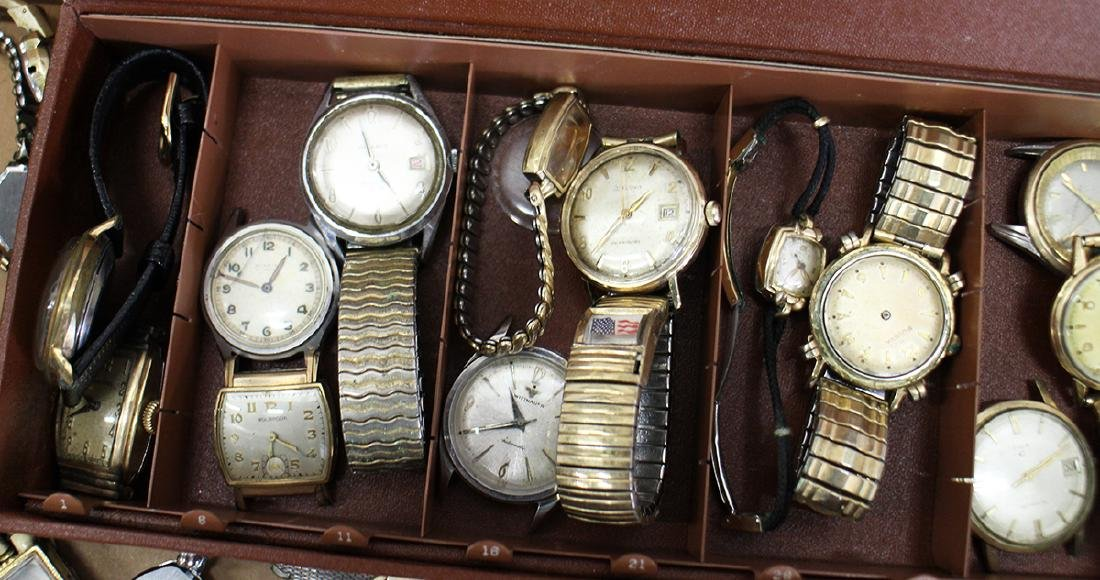 VINTAGE MEN & WOMEN'S WATCH COLLECTION - 3