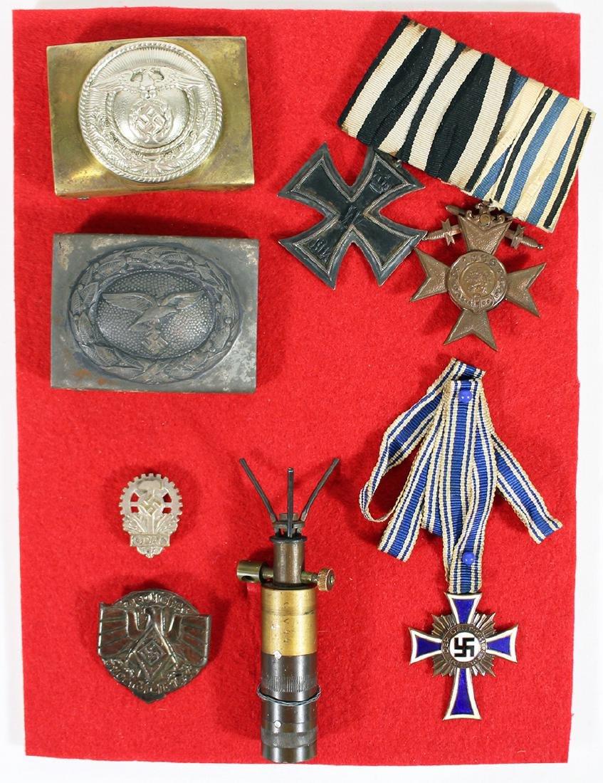 WWI & WWII GERMAN MILITARY MEMORABILIA