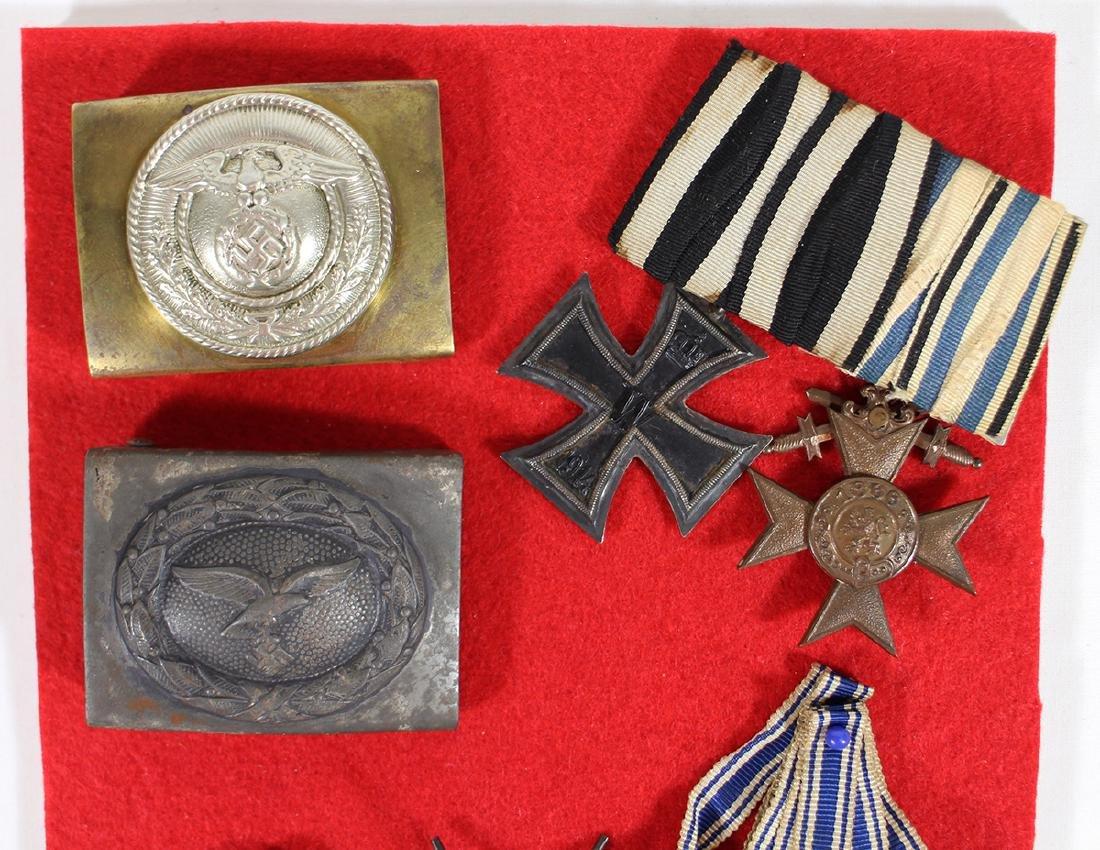 WWI & WWII GERMAN MILITARY MEMORABILIA - 2