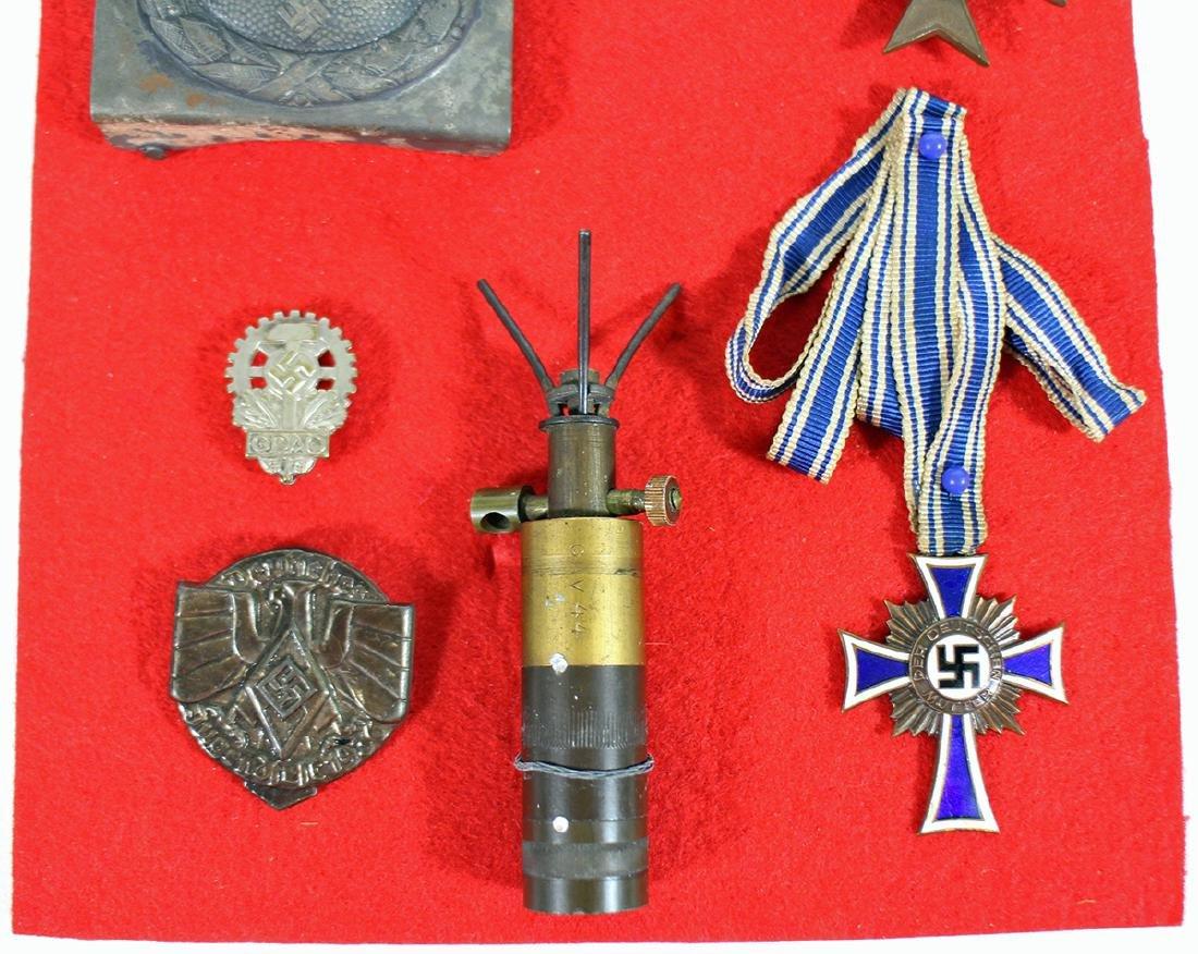 WWI & WWII GERMAN MILITARY MEMORABILIA - 3