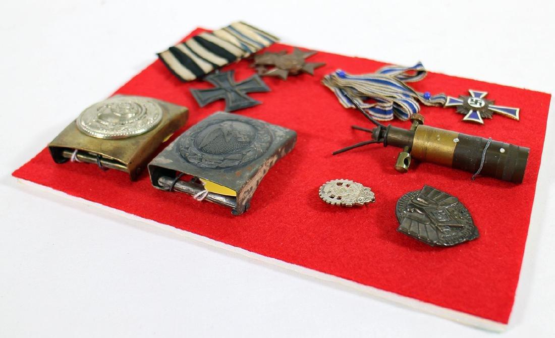 WWI & WWII GERMAN MILITARY MEMORABILIA - 4