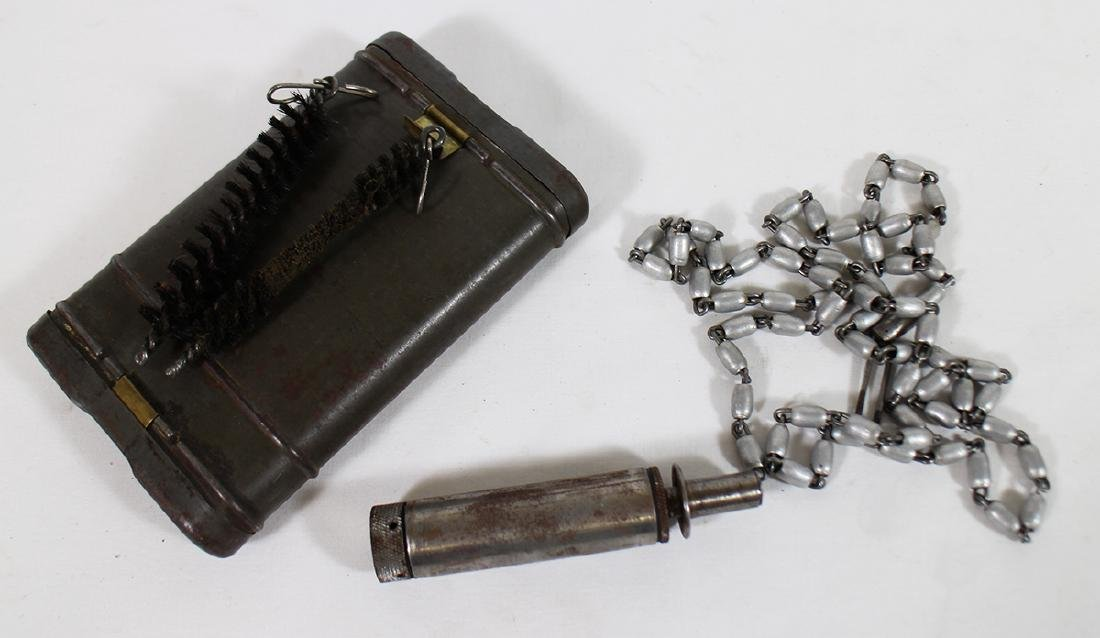WWII GERMAN K98 MAUSER CLEANING KIT
