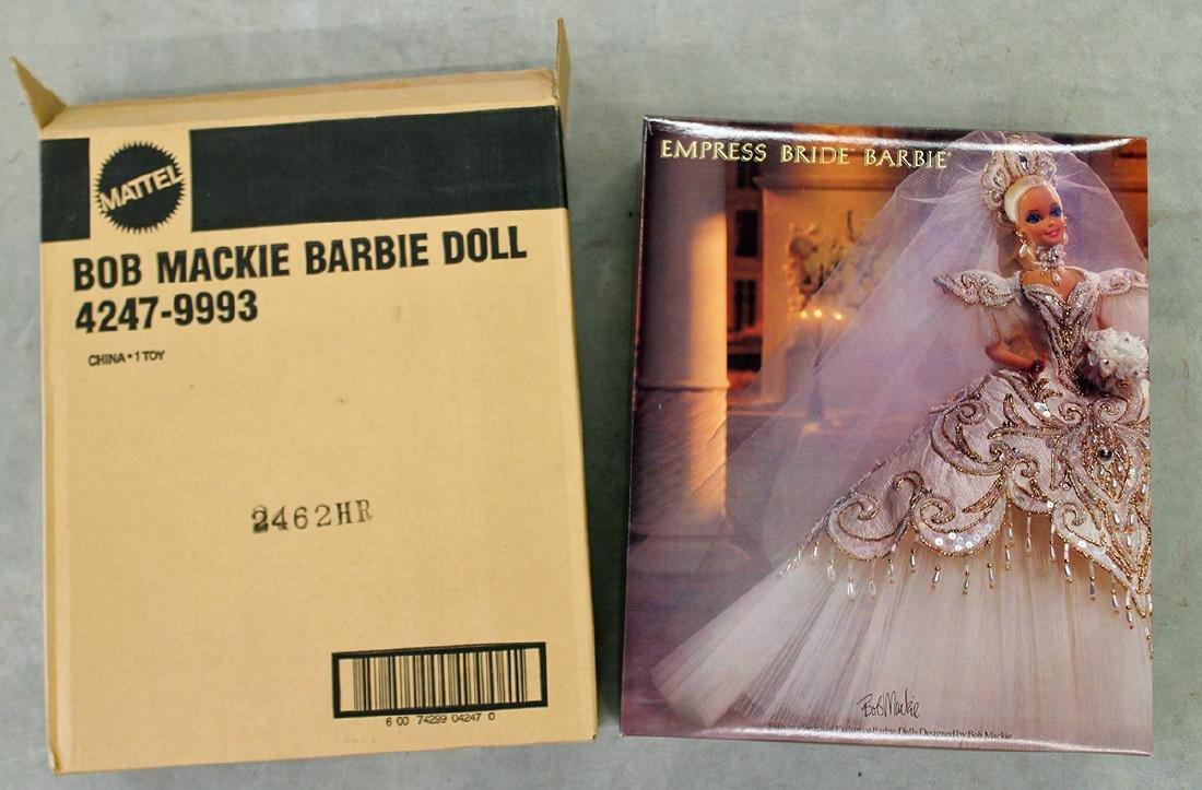 BOB MACKIE EMPRESS BRIDE BARBIE - NEW IN BOX