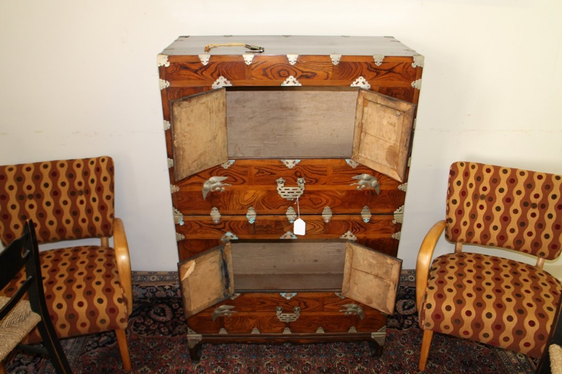 19TH CENTURY KOREAN KANSU CHEST - 5