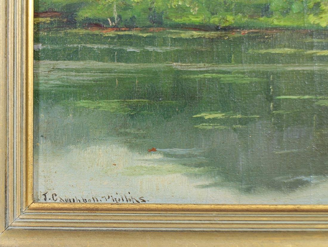 JOHN CAMPBELL PHILLIPS PAINTING - 2