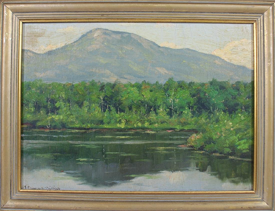 JOHN CAMPBELL PHILLIPS PAINTING - 3