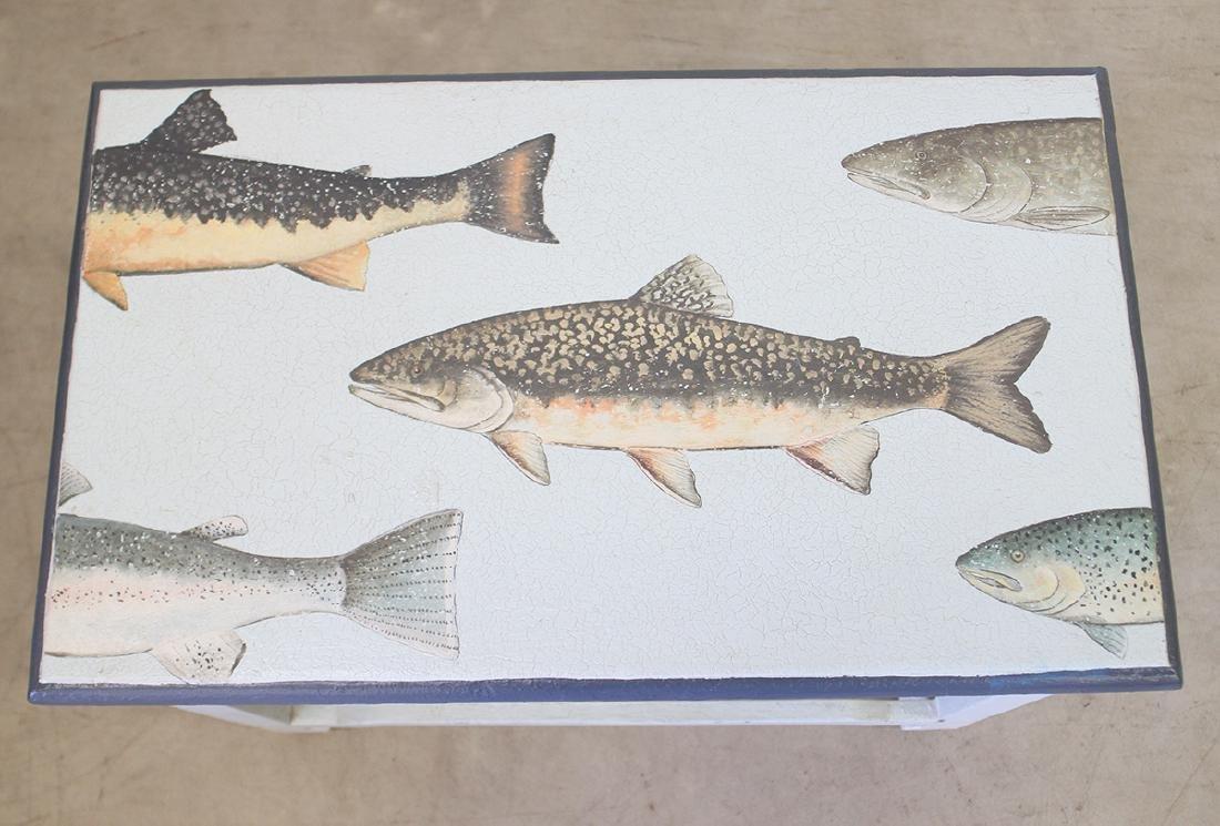 GUILDMASTER FISH TABLE - 2