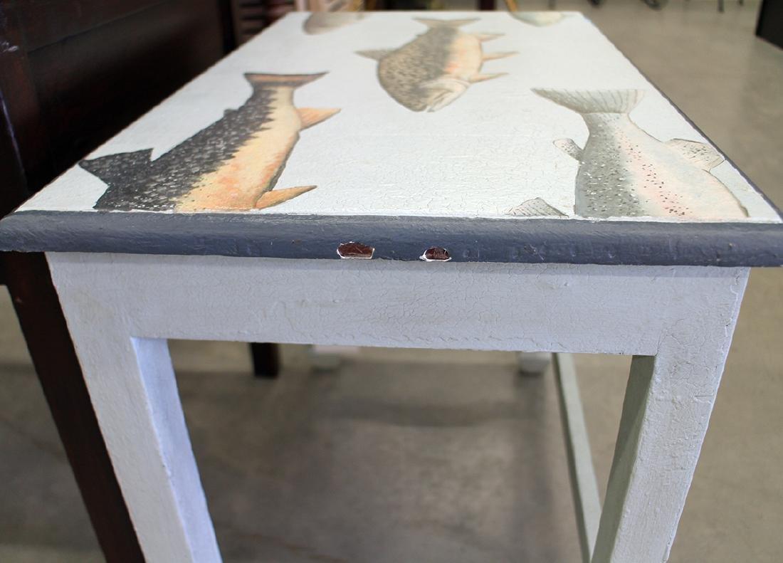 GUILDMASTER FISH TABLE - 3