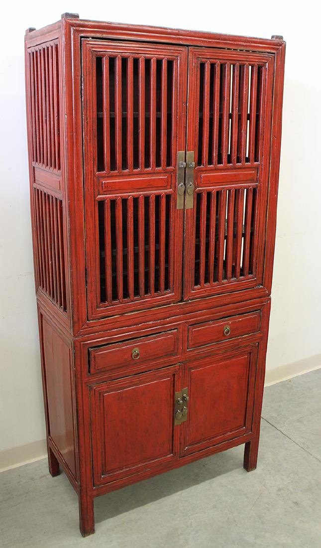 RED CABINET - 2
