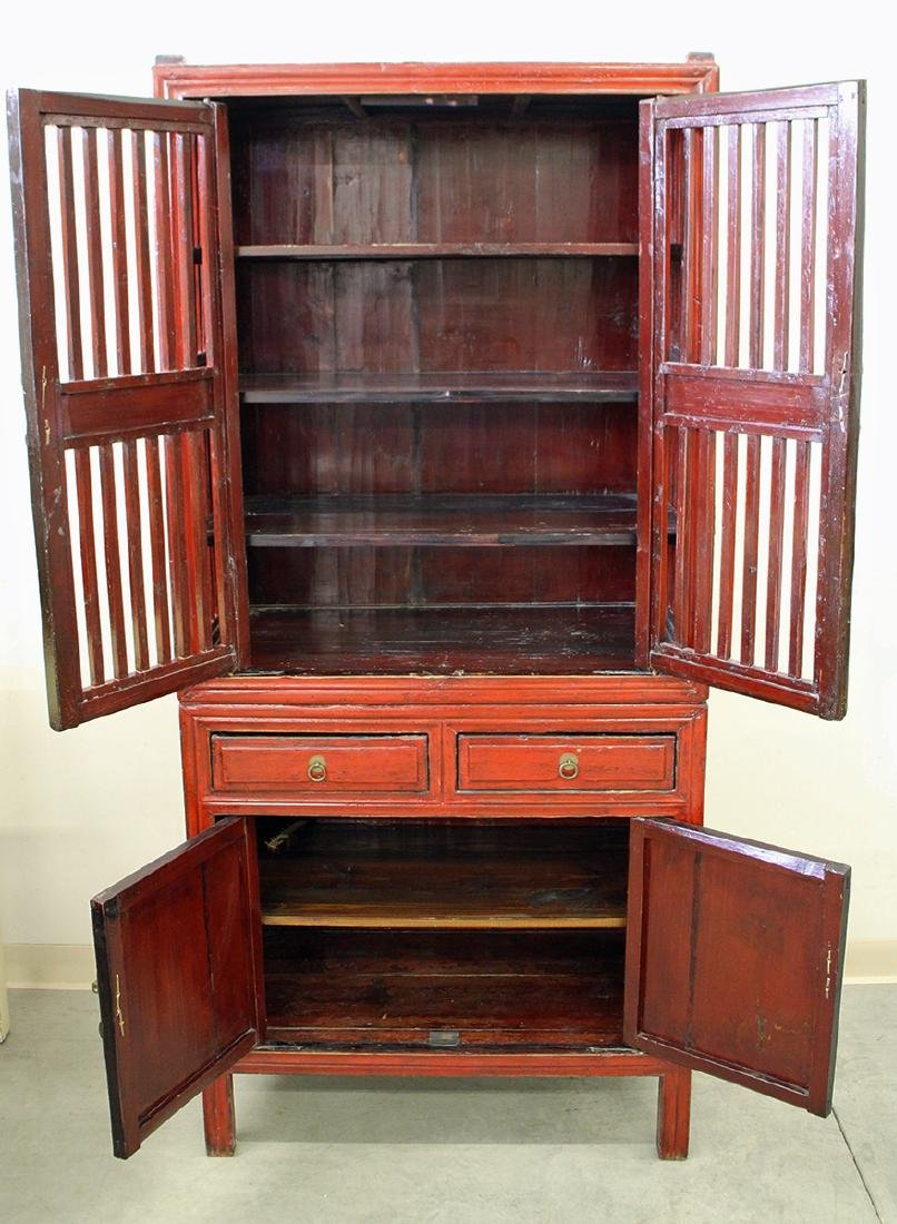 RED CABINET - 3