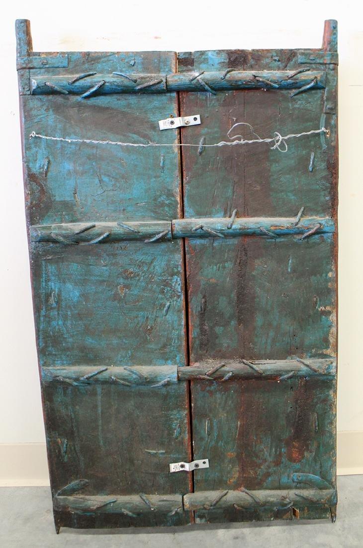 19TH CENTURY INDIAN DOOR PANEL - 3