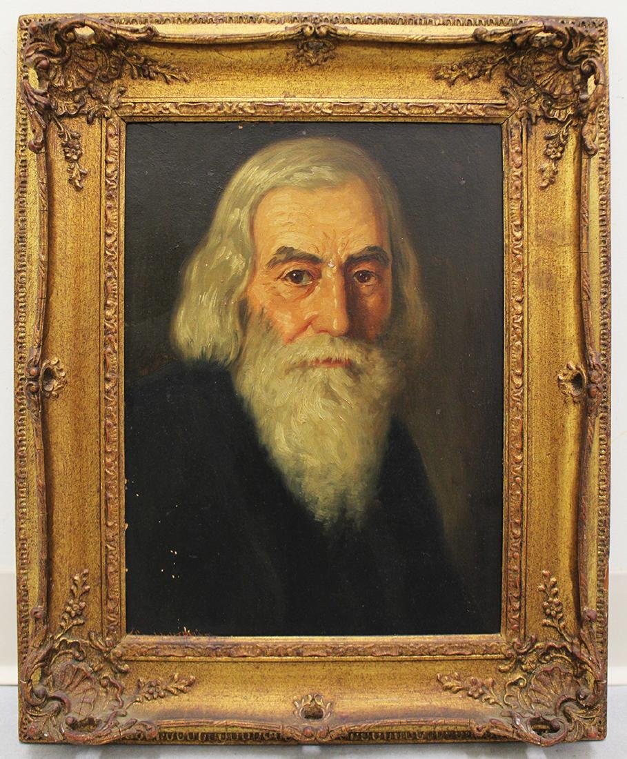 JOHN CAMPBELL PHILLIPS PORTRAIT PAINTING