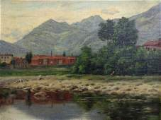 JOHN CAMPBELL PHILLIPS PAINTING
