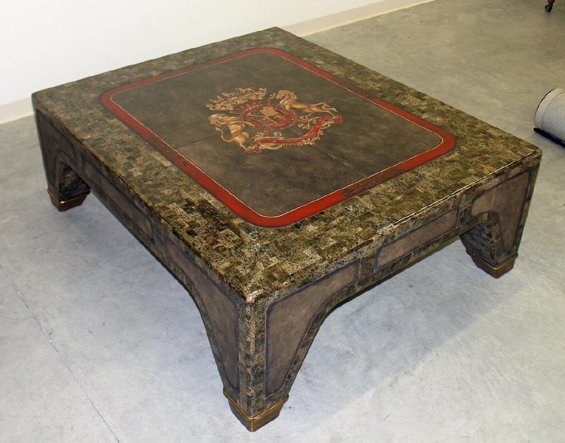 MAITLAND SMITH COCKTAIL TABLE
