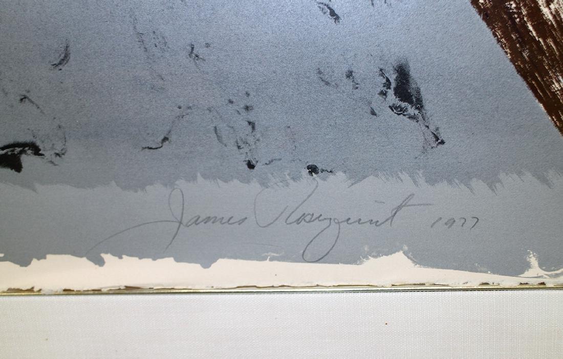 JAMES ROSENQUIST A/P DERRIERE L'ETOILE - 5