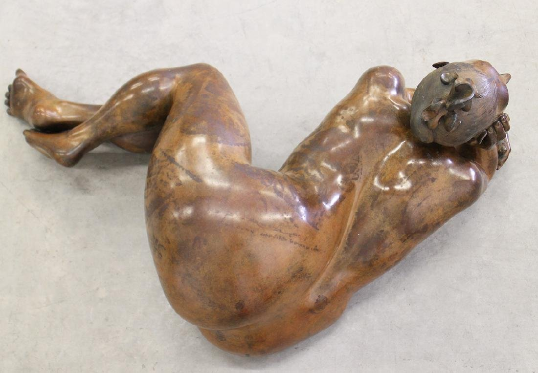 MARIA GAMUNDI BATHER BRONZE - 5