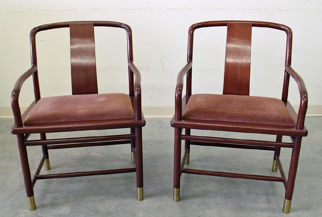 (2) STANLEY JAY FRIEDMAN TSU CHAIRS