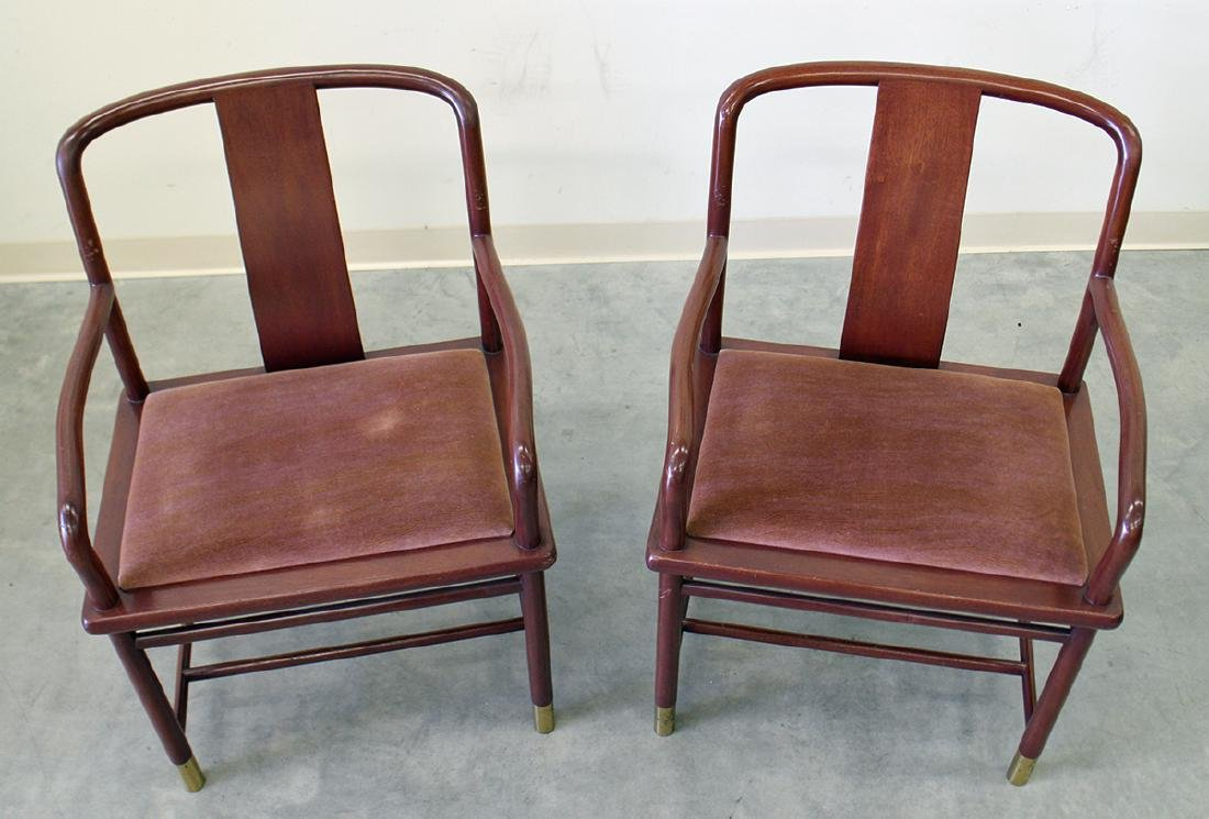 (2) STANLEY JAY FRIEDMAN TSU CHAIRS - 2