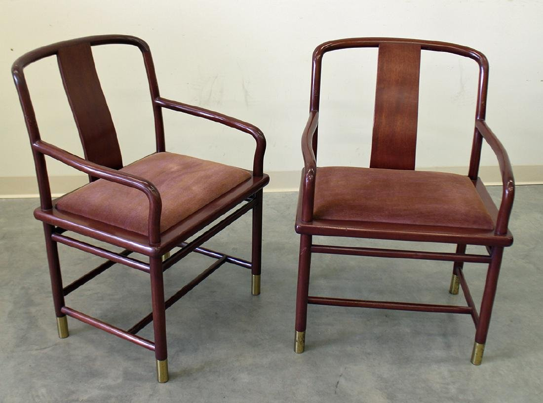 (2) STANLEY JAY FRIEDMAN TSU CHAIRS - 3