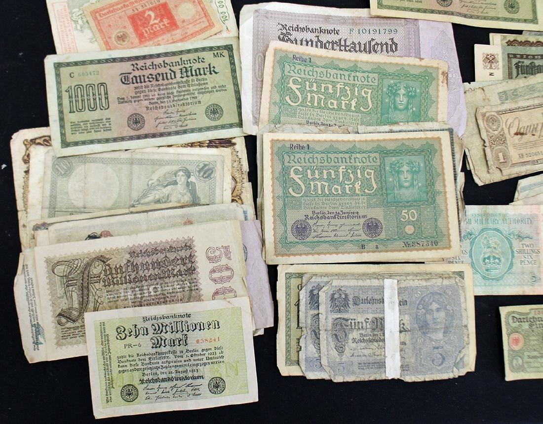 ANTIQUE GERMAN BANKNOTES & MORE - 2