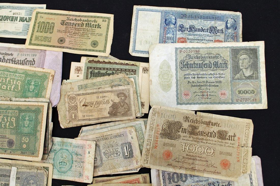 ANTIQUE GERMAN BANKNOTES & MORE - 3