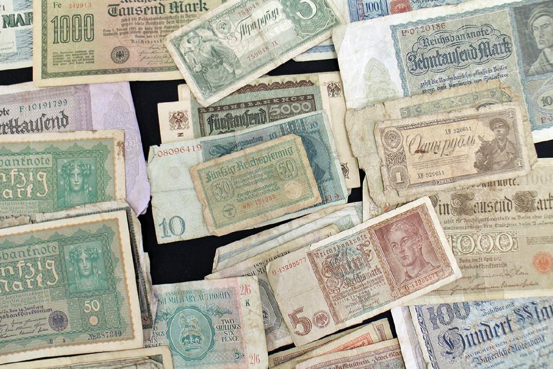 ANTIQUE GERMAN BANKNOTES & MORE - 4