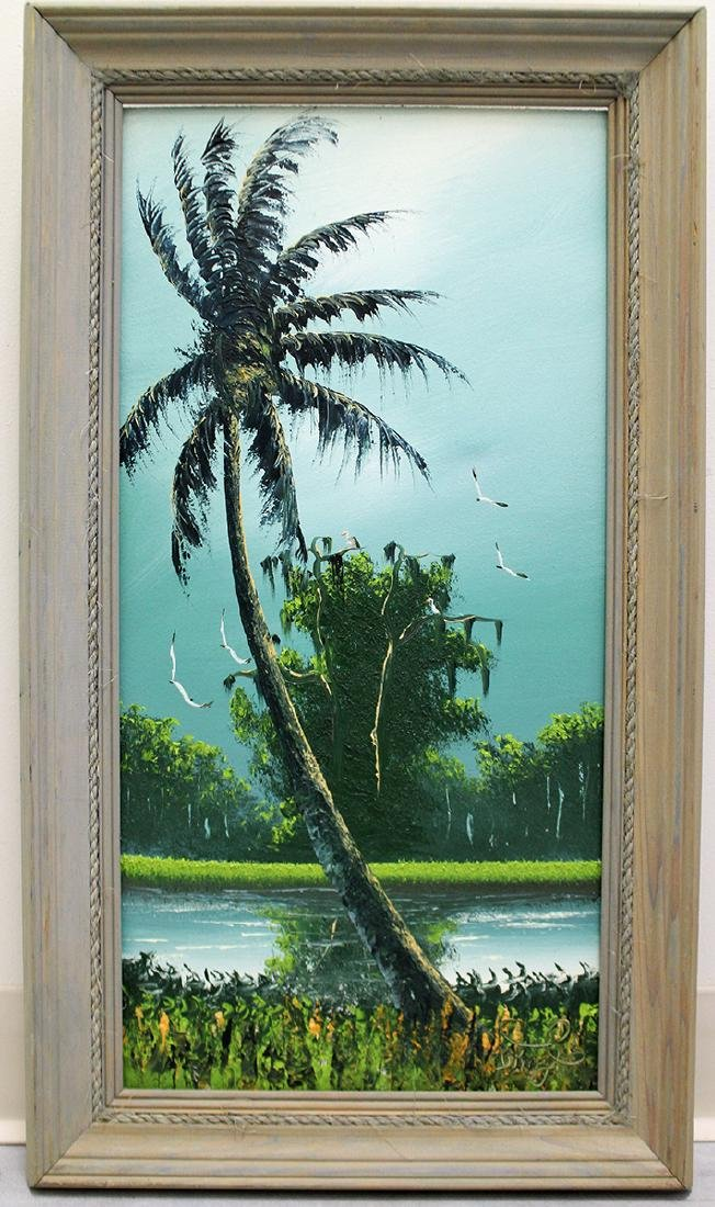ISAAC KNIGHT HIGHWAYMEN PAINTING