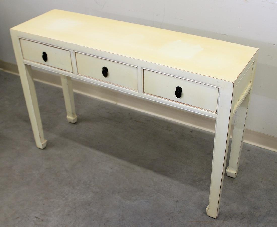 CHINESE CONSOLE TABLE - 2