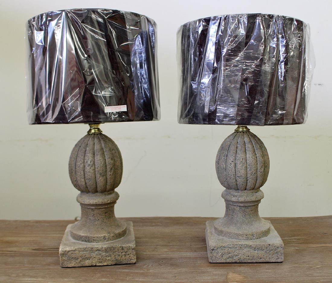 (2) BARBARA COSGROVE LAMPS