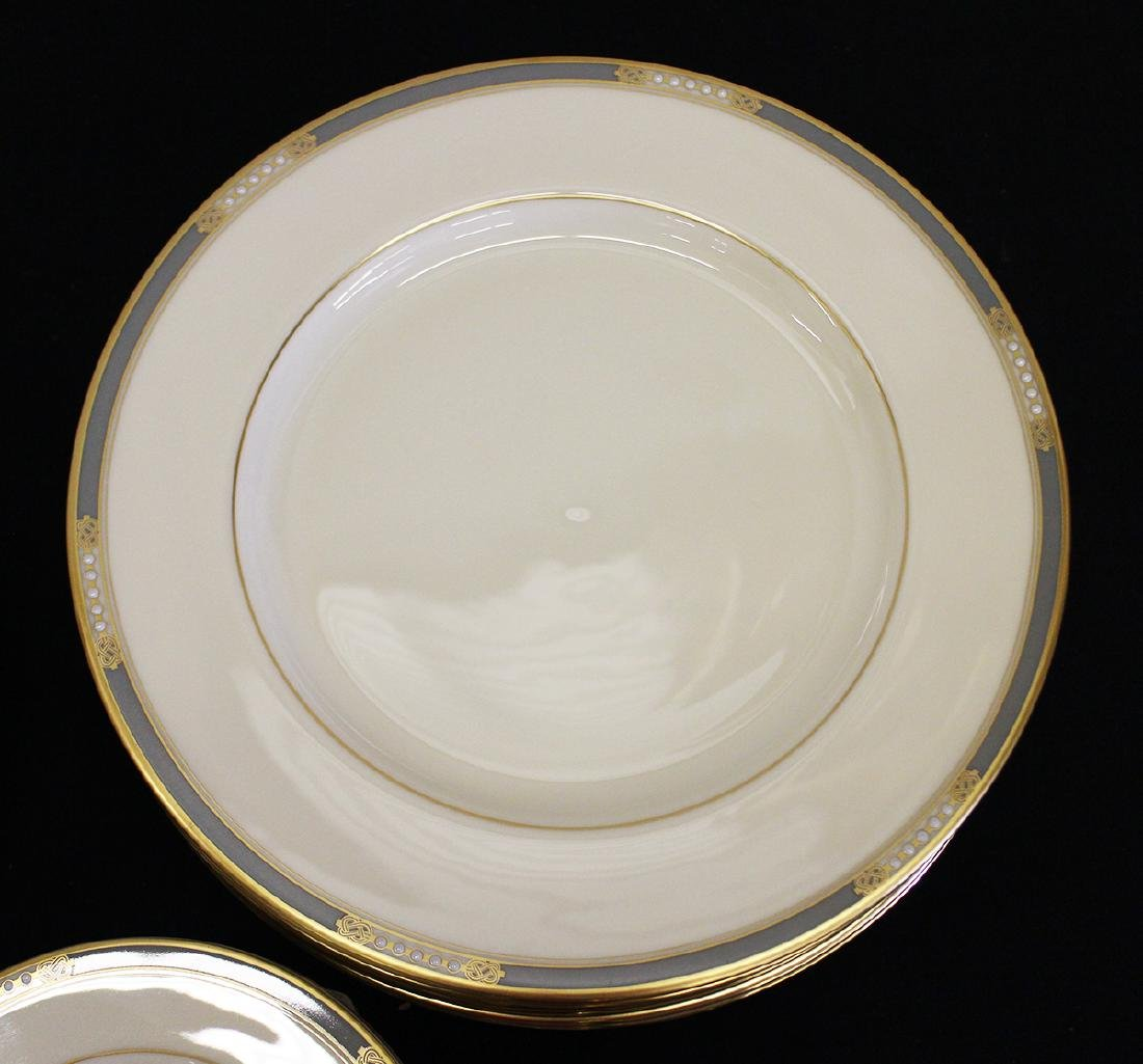 LENOX MCKINLEY PRESIDENTIAL CHINA - SERVICE FOR 8 - 2