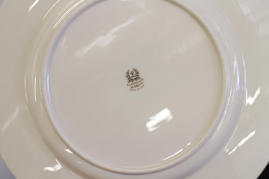 LENOX MCKINLEY PRESIDENTIAL CHINA - SERVICE FOR 8 - 4