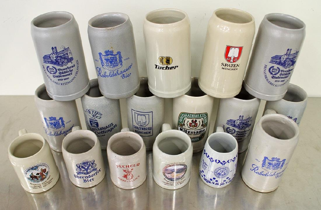 BEER STEIN COLLECTION - 2