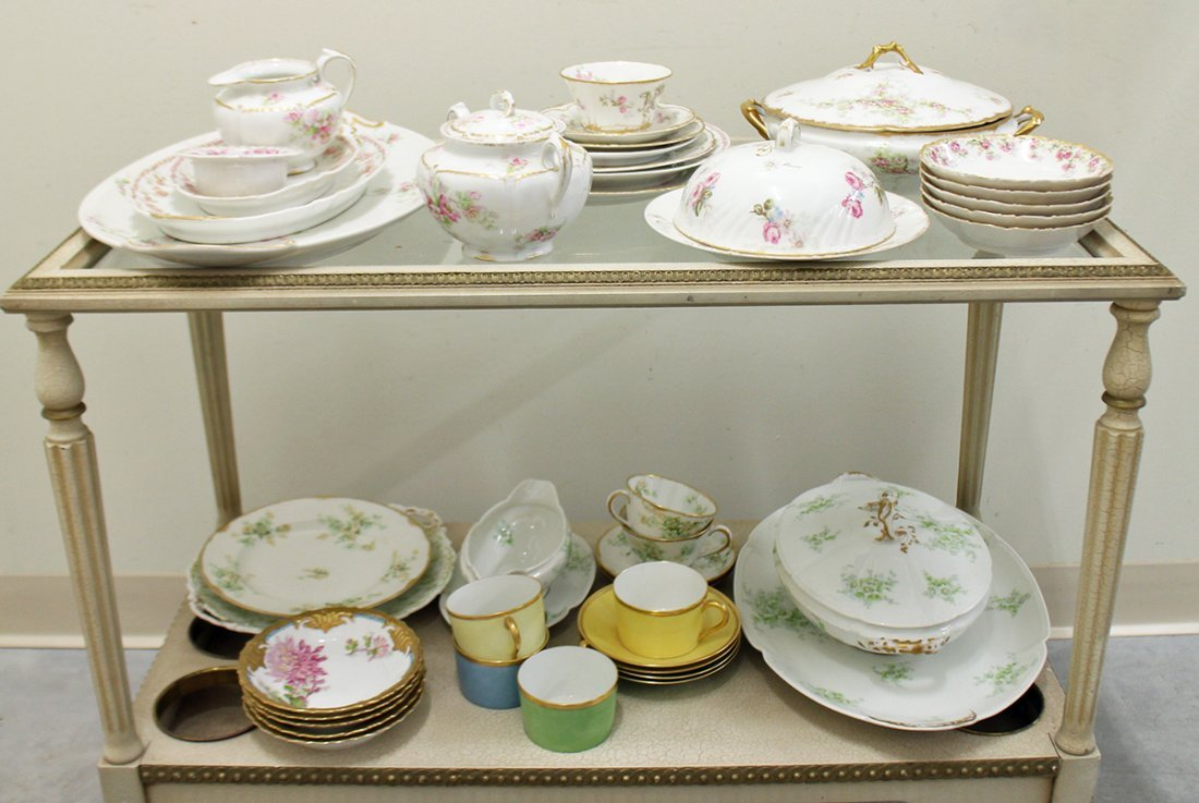 LIMOGES CHINA COLLECTION