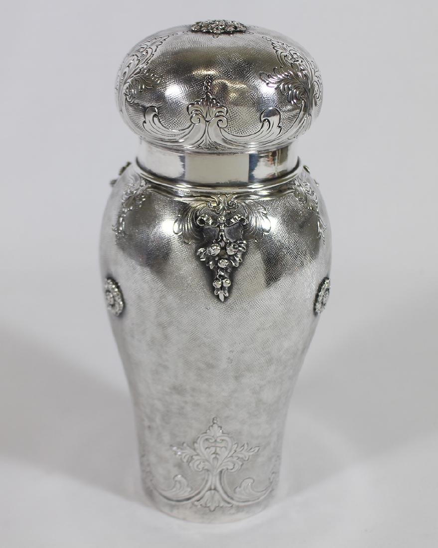 800 SILVER COCKTAIL SHAKER