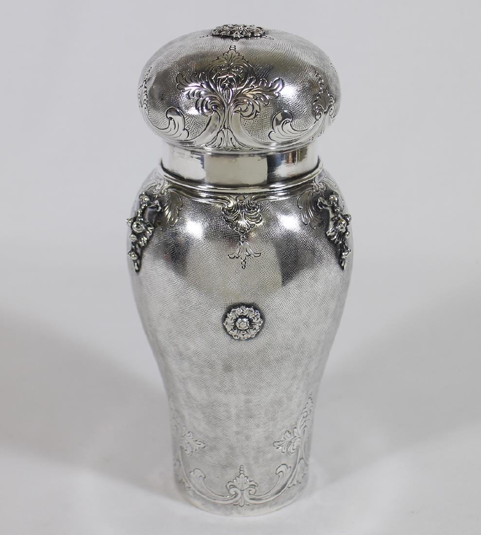 800 SILVER COCKTAIL SHAKER - 2
