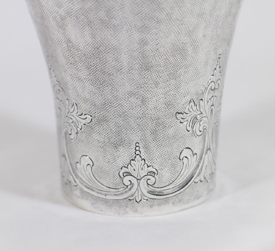 800 SILVER COCKTAIL SHAKER - 3