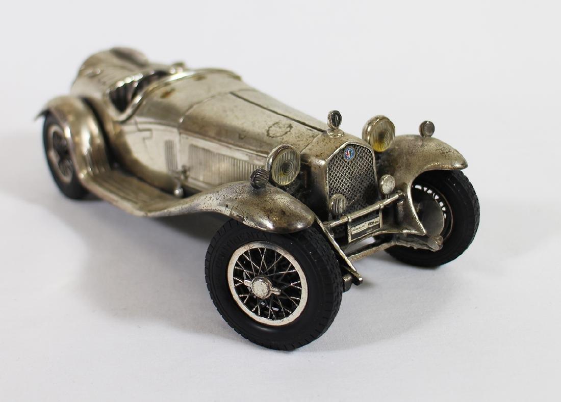 MEDUSA ORO STERLING 1932 ALFA ROMEO CAR - 2