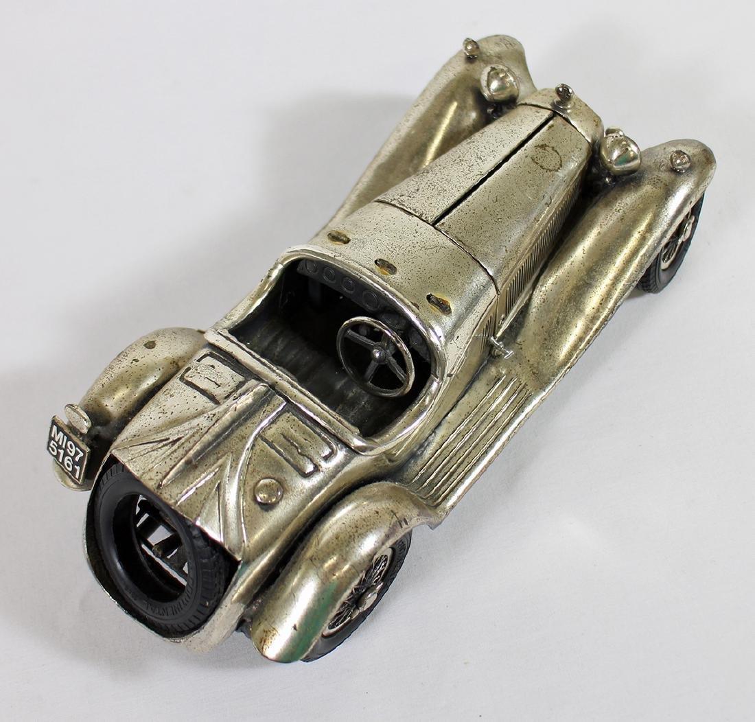 MEDUSA ORO STERLING 1932 ALFA ROMEO CAR - 4