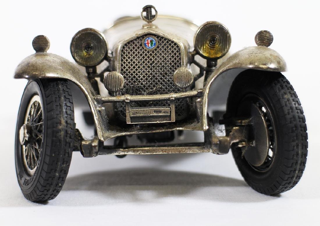 MEDUSA ORO STERLING 1932 ALFA ROMEO CAR - 6