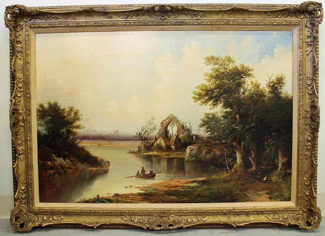 LANDSCAPE PAINTING BY JAMES MCINTYRE - 4
