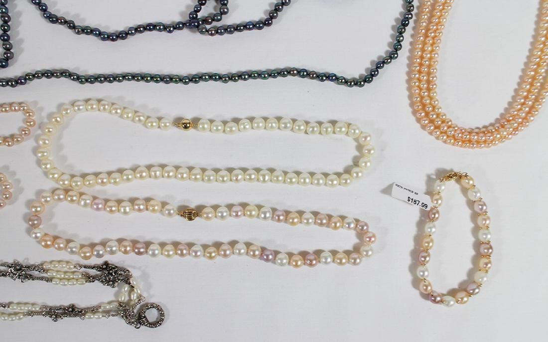 PEARL JEWELRY - NECKLACES & MORE - 3