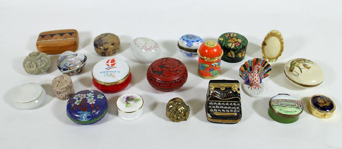 TRINKET BOXES & MORE