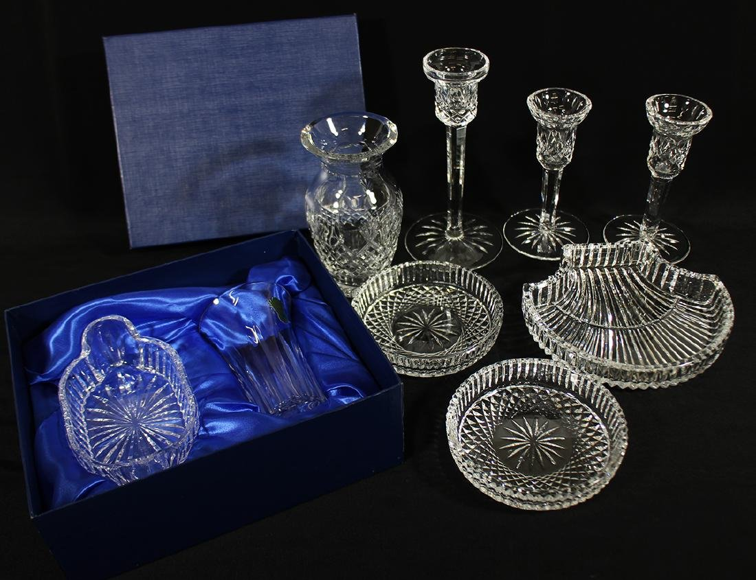 WATEFORD CRYSTAL COLLECTION