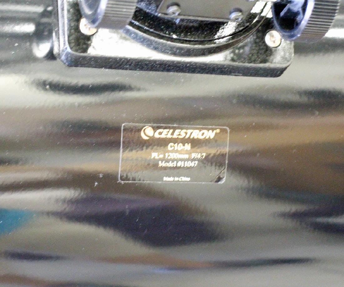 CELESTRON TELESCOPE - 2