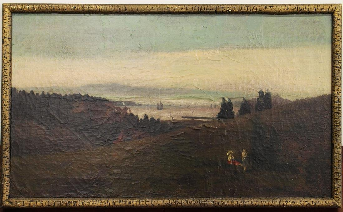 19TH CENTURY LANDSCAPE PAINTING - 3